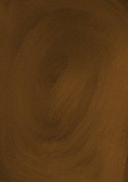 brown water colour spot