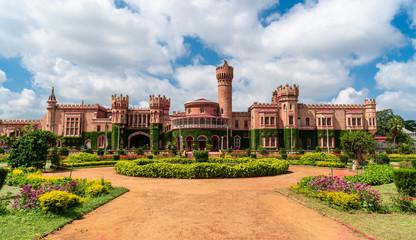 Bangalore Palace is located in Bangalore, Karnataka, India Fototapete