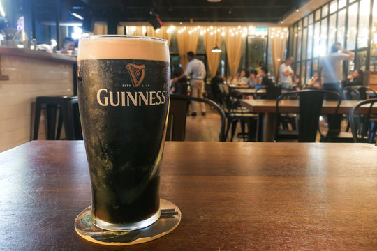 Guinness is an Irish dry stout that originated in the brewery of Arthur Guinness at St. James's Gate brewery, Dublin, Ireland. Leading black stout in Malaysia