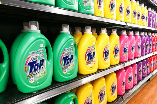TOP is the leading Japanese brand liquid detergent from Lion Corporation Japan.  Market challenger in liquid detergent category in Malaysia.