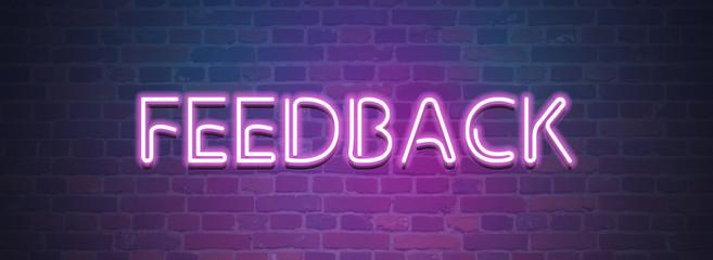 feedback web Sticker Button Wall mural
