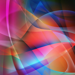 Abstract creative wallpaper with different colors