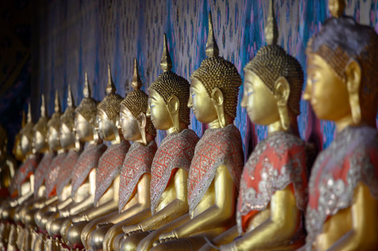 Temple de Wat Arun à Bangkok