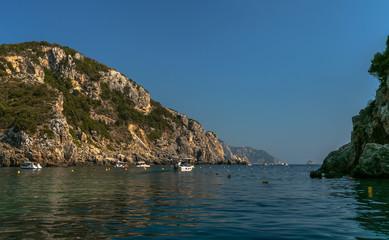 Paleokastritsa - Corfu, Greece