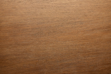 Top view of brown wooden surface