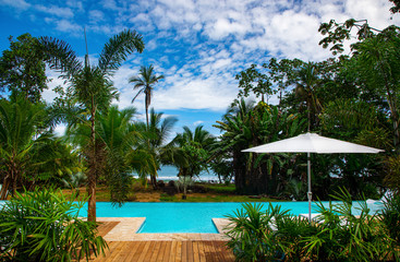 Luxury Boutique Hotel in Costa Rica at the Caribbean close to Puerto Viejo