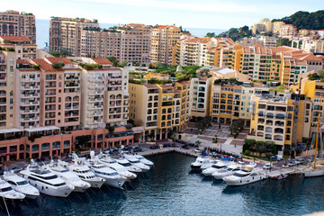 port hercules in monaco