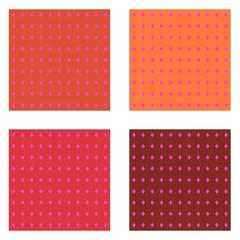 Hello orange seamless pattern textures wallpaper vector illustration graphic design modern style