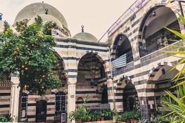 antique mosque