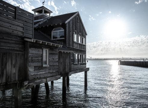 San Diego Pier, Seaport Village