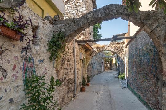Walking the Old Streets of Antakya