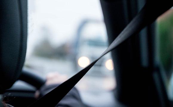Driver Seat belt Safety