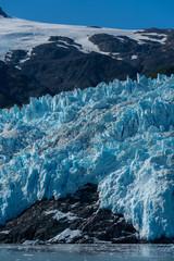 Fotobehang Alpen Kenai fjords national park, Alaska.