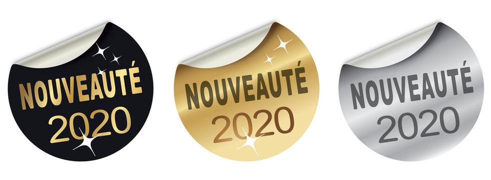 NOUVEAUTÉ 2020 LUXE