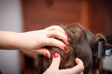 salon urody, pielęgnacja włosów