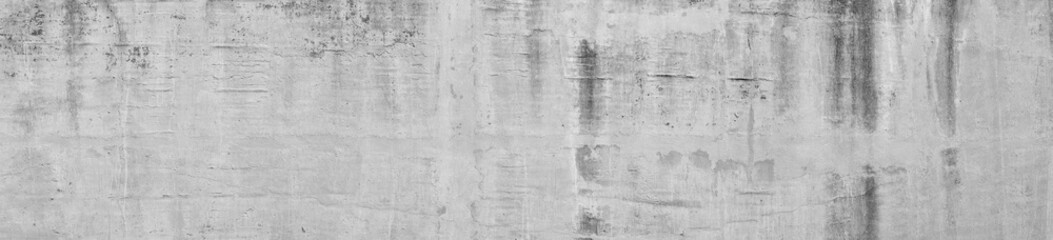 Wall concrete background. Old cement texture cracked, White, Grey vintage wallpaper abstract grunge background Fotomurales