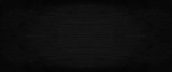 Wood Dark background. Wooden black pattern Blank for design