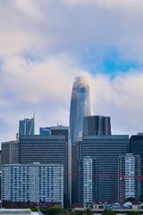 Wall Mural - Modern San Francisco Skyline