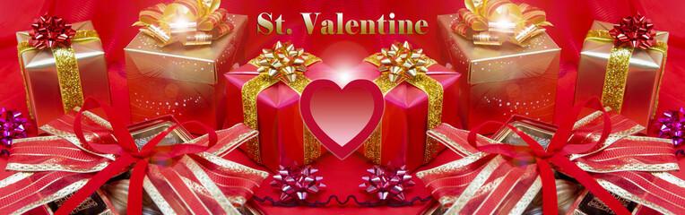 Stores photo Rouge traffic バレンタイン プレゼントイメージ
