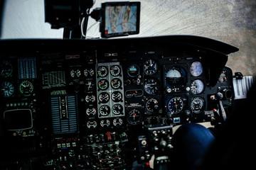 Control equipment of cockpit