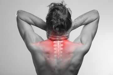 Neck pain, upper spine, cervical and thoracic