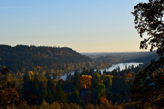 Willamette River at West Linn, OR 3