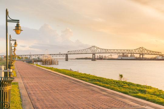 Baton Rouge, Louisiana Riverfront