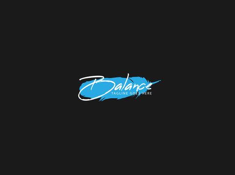 Balance Logo Design