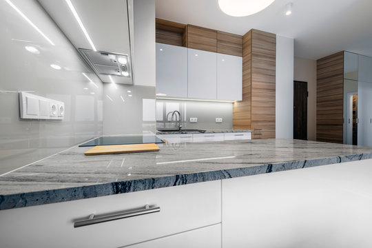 Modern kitchen iterior design