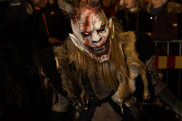 Krampus is back in town