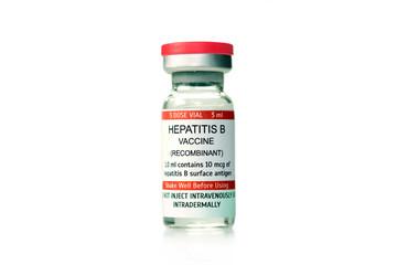 Hepatitis B Vaccine Vial