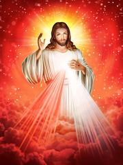 Divine Mercy of Jesus God of Christian