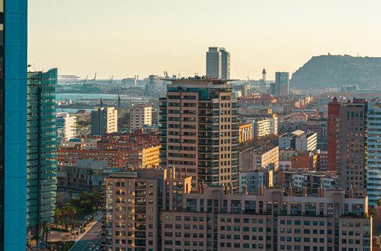 Barcelona imponente