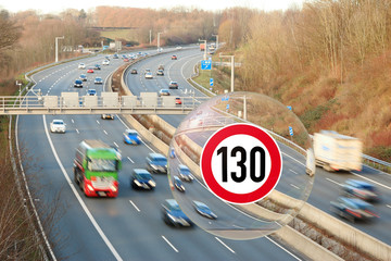 Diskussion über Geschwindigkeitsbeschränkung auf Autobahnen, Blick in die Glaskugel
