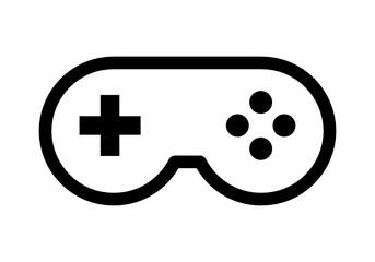 Fototapeta ikona gier wideo obraz