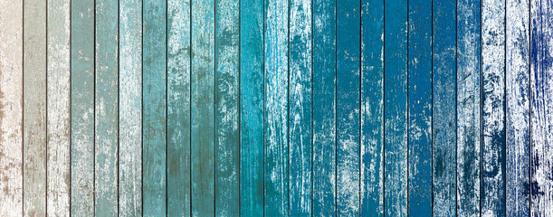 Deurstickers Wand wood background
