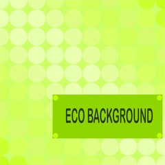 green background with copy space for your text