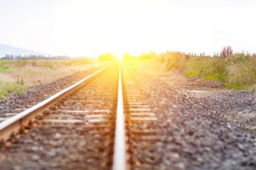 Türaufkleber Eisenbahnschienen 旅行 輸送 レール