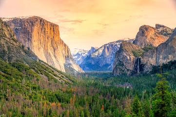 El Captain, Yosemite National Park, USA.