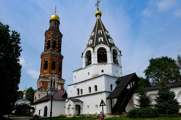 St. John Monastery, Poshupovo, Ryazan region, Russia