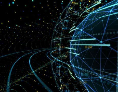 Technology Earth Information Transmission, Big Data Technology and Global Communications