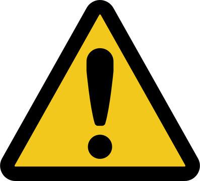 (SVG) Alart, danger, attention icon