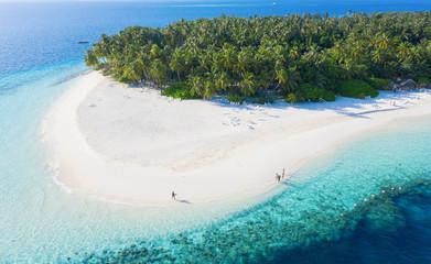 Obraz Maldives - fototapety do salonu