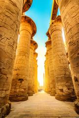 Luxor Temple Ruins