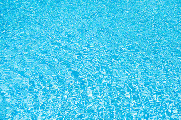 Time to relax. water pool background. summer vacation in miami. ripple blue water. turquoise paradise. maldives and bahamas. swim in ocean or caribbean sea. pool party fun. bali spa hotel. beach life