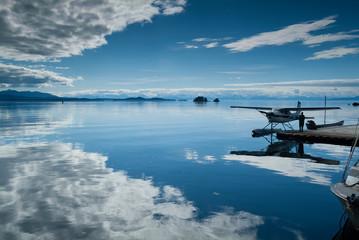 Floatplane, Kake, Alaska