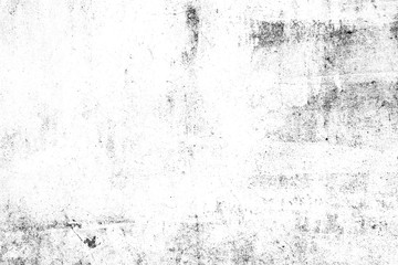 Poster de jardin Retro Abstract texture dust particle and dust grain on white background. dirt overlay or screen effect use for grunge and vintage image style.