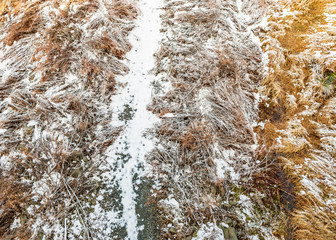 Winter Hiking Trails