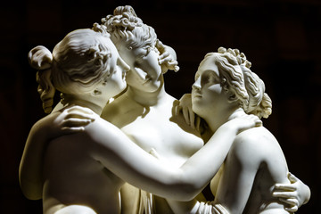 Milano mostra di Canova a museo Gallerie d'Italia
