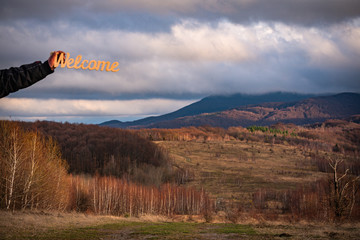 Welcome to the Transcarpathian Ukraine!